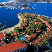 #Hotel: BAHIA RESORT HOTEL, San Diego, Usa. For exciting #last #minute #deals, checkout #TBeds. Visit www.TBeds.com now.