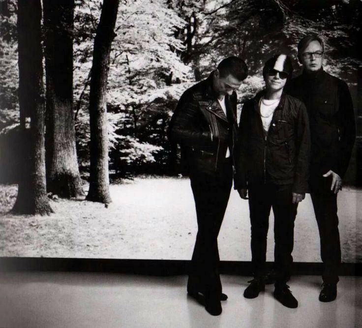 Depeche Mode by Anton Corbijn - Delta Machine