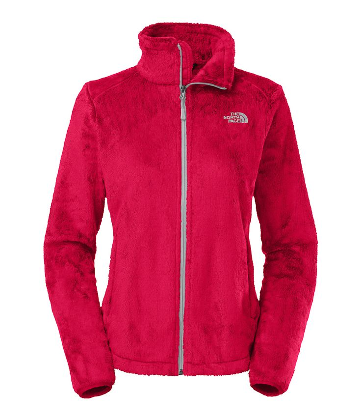 The North Face Osito 2 Jacket for Women in Rose Red