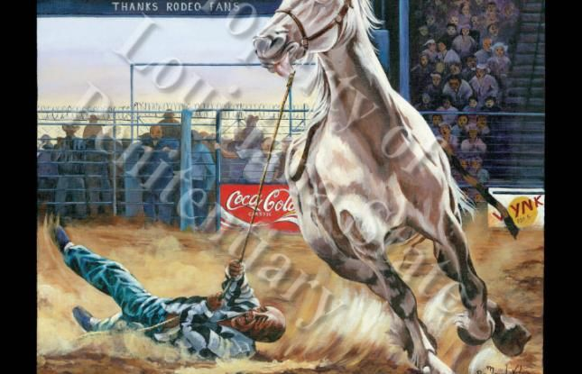 Head to the Angola Rodeo prison for an entertaining and very different rodeo.