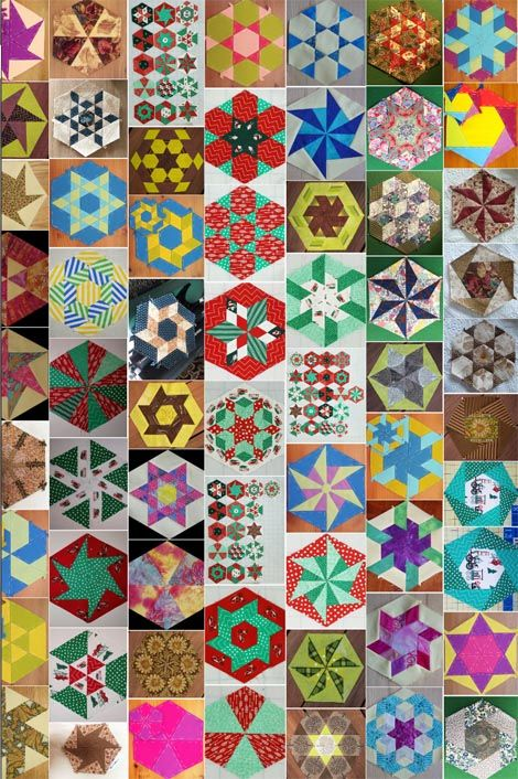 Lotta Hexies on our Fickr page: https://www.flickr.com/groups/2908976@N24/