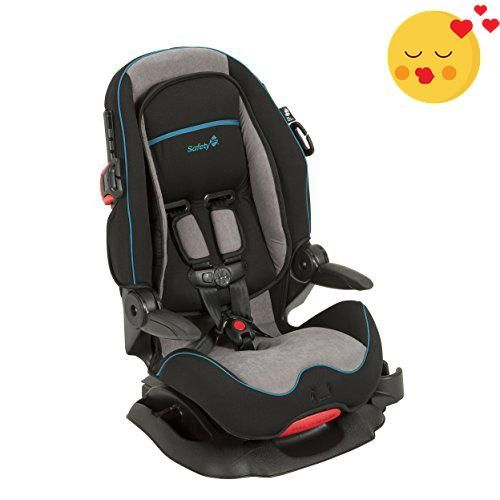 Reach new heights, with the #Summit Deluxe High Back Booster Car Seat by #Safety 1st. Fully loaded with ease-of-use features that parents will appreciate: Like th...