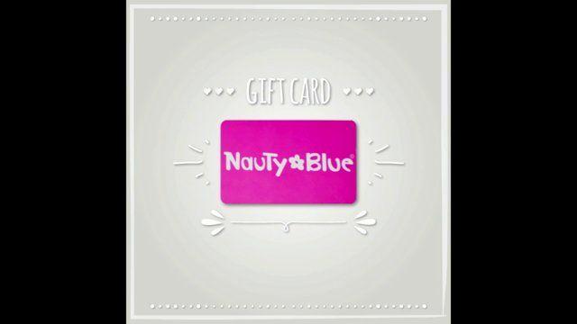 - GIFT CARD -  *La tarjeta se carga a partir de $50.000 en adelante. *De los valores utilizables mediante esta tarjeta, solo será responsable Nauty Blue , dichos valores no generan intereses ni son reembolsables en efectivo: solo son redimibles en bienes o servicios suministrados directamente por Nauty Blue. *No se permite negociación total o parcial de esta tarjeta por dinero en efectivo. *Esta tarjeta solo puede usarse en los almaenes Nauty Blue .