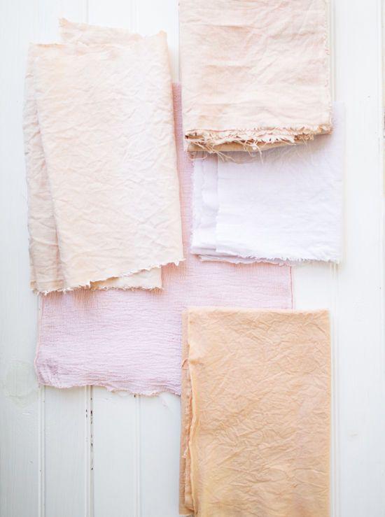 fabric dyeing DIY