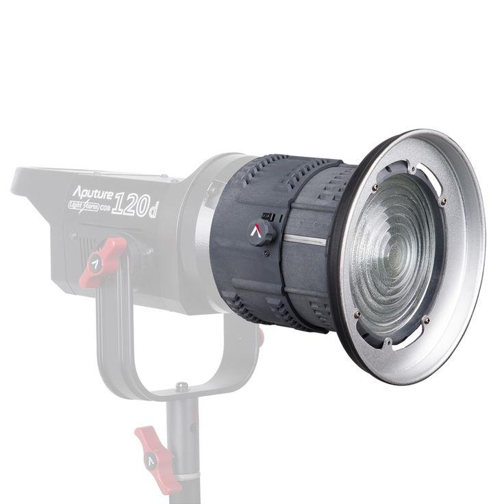 679.00$  Watch here  - Aputure LS C120d A-mount kit & Fresnel mount kit LED Video Light Kit to shape your light LED Studio Light