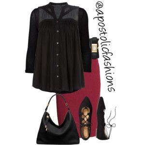 Apostolic Fashions #1631