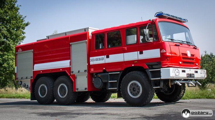Tatra T815 PR2 CAS 32