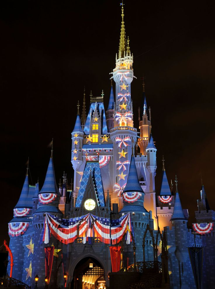 Walt Disney World Celebrates America this 4th of July