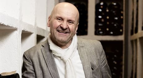 Horst Sauer (* 1955), Falstaff Winemaker of the Year 2011, a profound thinker in wine and nature.