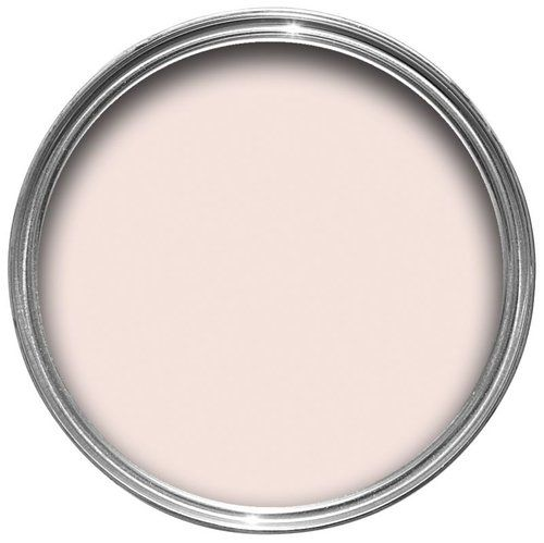 Pale Pink. Bedroom wall color.