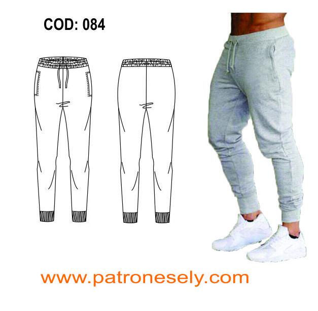 Pantalon Jogger Hombre 084 Pantalones Jogger Hombre Pantalon Jogger Pantalones