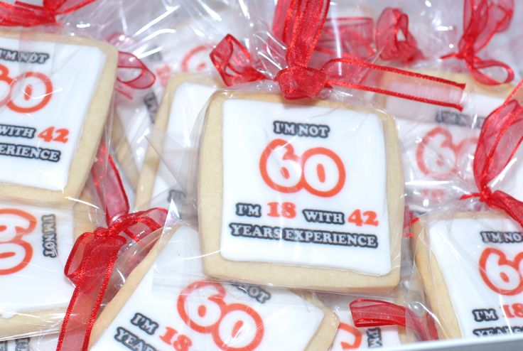 Custom shortbread cookies