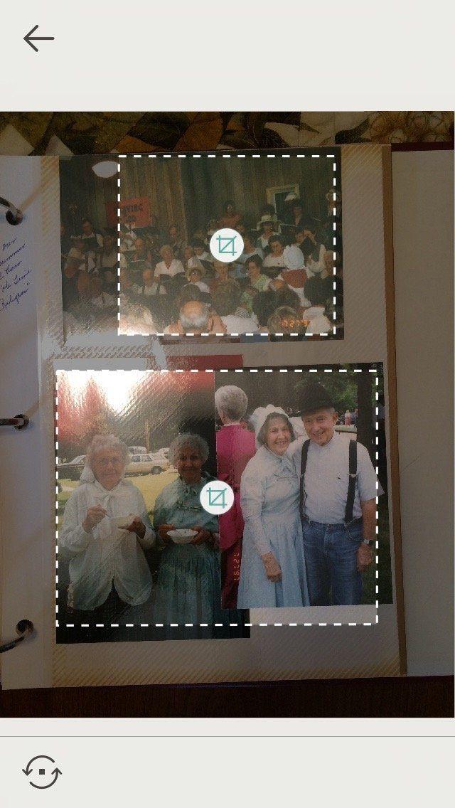 Dies ist möglicherweise die schnellste Methode, um alte Familienfotos zu scannen, und sie ist kostenlos