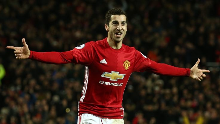 Mkhitaryan: My best goal ever - Official Manchester United Website