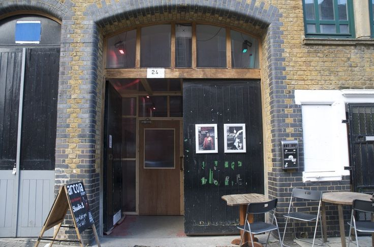 Arcola Theatre, Dalston London