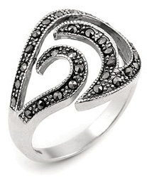 190 Best Images About Marcasite And Moonstones On