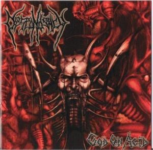 DESPONDENCY - God on Acid (2003) | Putridzone - Only brutal