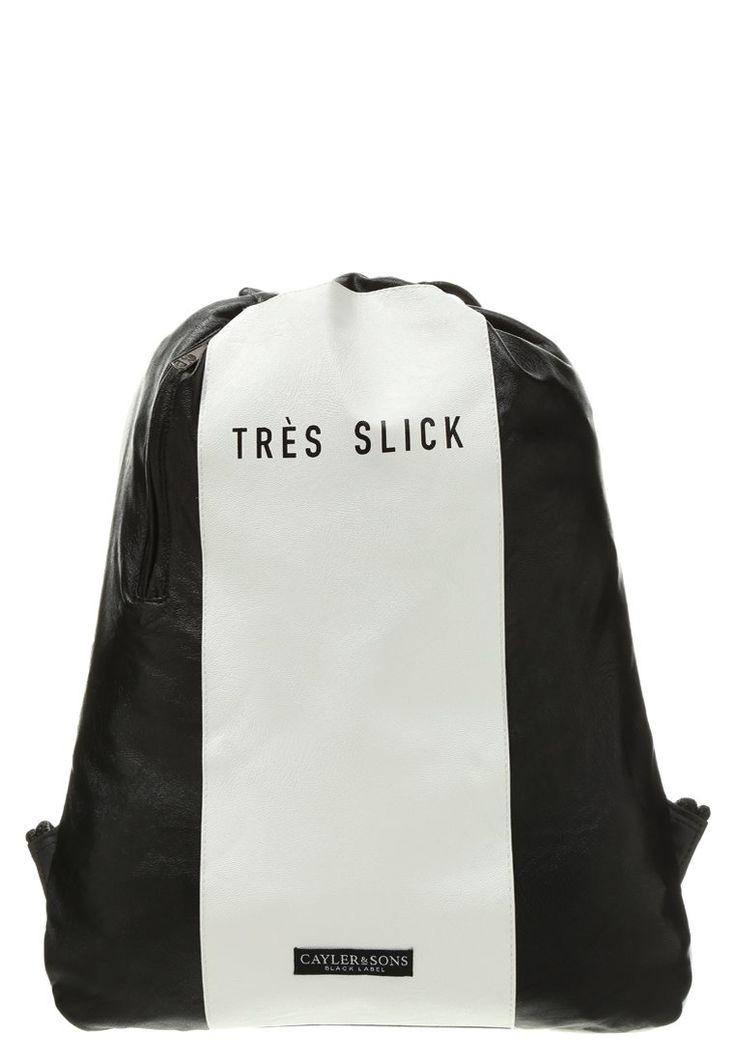 Cayler & Sons Plecak black/white