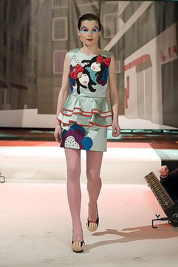 Norwegian designer Fam Irvoll - super cool!