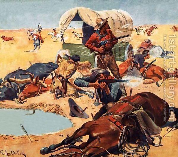 Cowboys et indiens porn