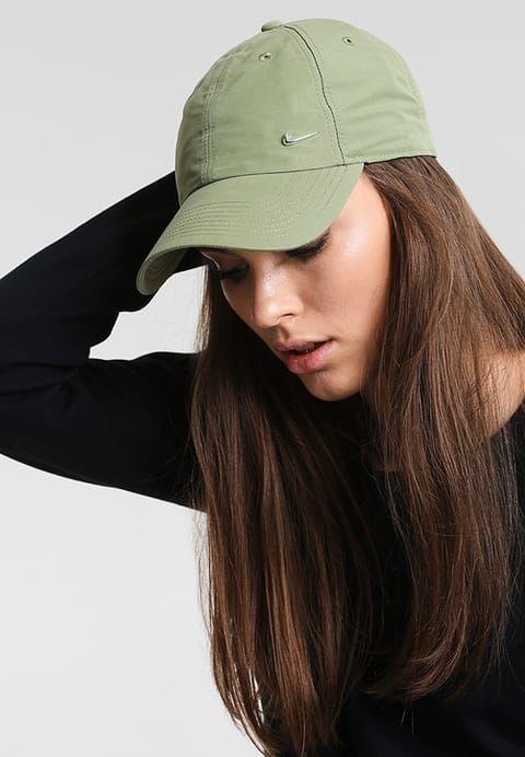 Casquettes Nike Sportswear HERITAGE86 - Casquette - palm green/metallic silver olive: 15,00 € chez Zalando (au 09/04/17). Livraison et retours gratuits et service client gratuit au 0800 915 207.