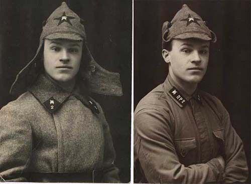 Red Army Russian Civil War
