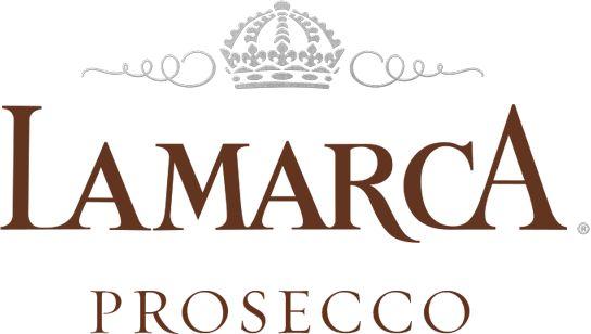 La Marca Prosecco custom label!