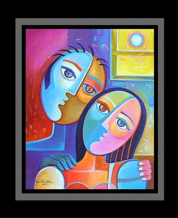 Populaire 27 best MARLINA VERA images on Pinterest | Abstract art, Abstract  NC08