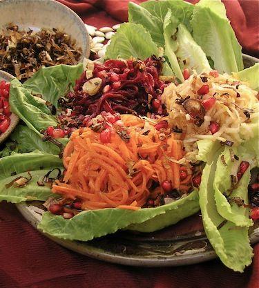 Shana Tovah Salad