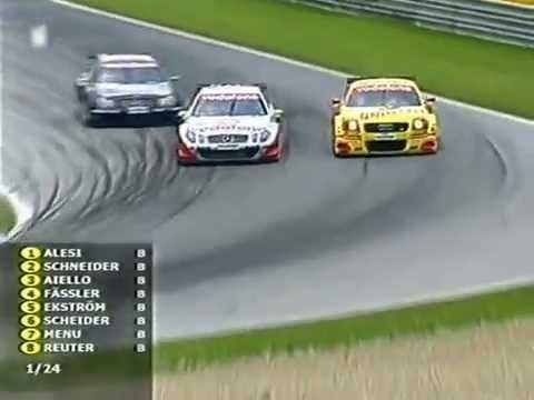 What a Lap - A1 Ring 2002   Red Bull Ring   - YouTube