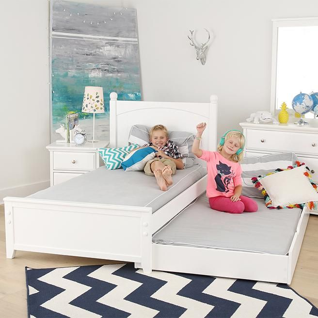 Trundle Bed Trundle Bed Kids Kid Beds Toddler Floor Bed Girls twin bed with trundle
