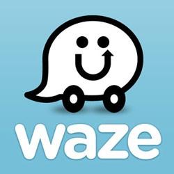 Standard Waze Logo
