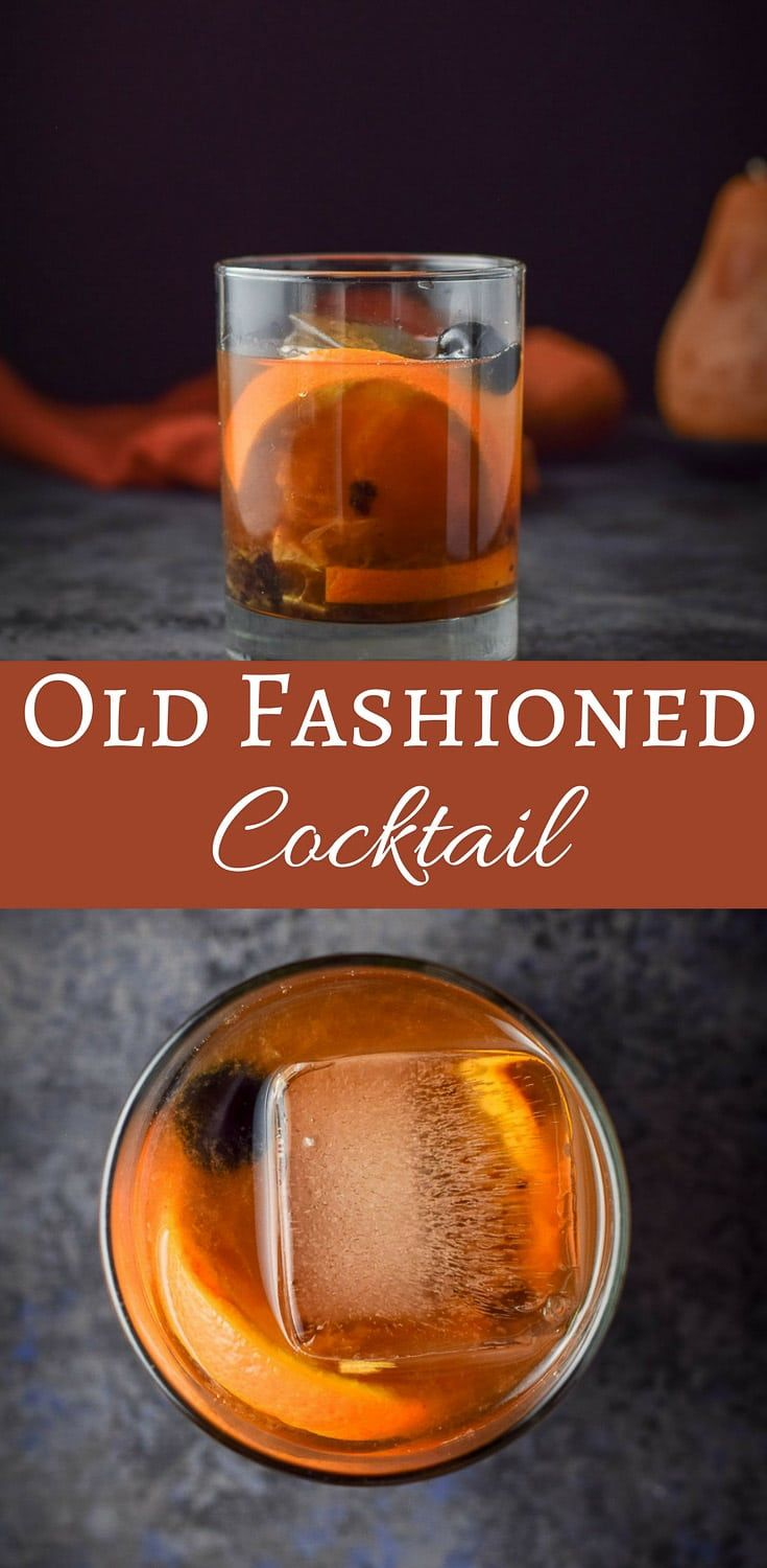 The Clic Old Fashioned Tail Will Transport You To Mad Men Set Okay