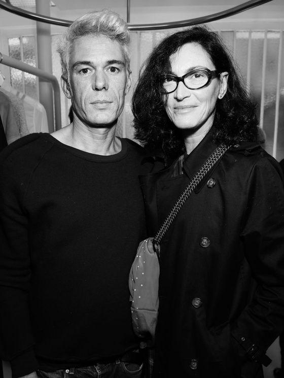 Pascal Humbert et Anne Rohart