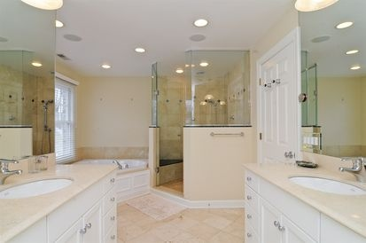Amazing Master Bathroom Dreamhome Bathrooms Pinterest
