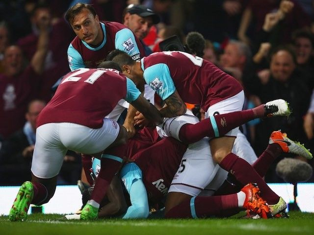 Result: West Ham United come from behind to beat Man Utd in Boleyn Ground farewell