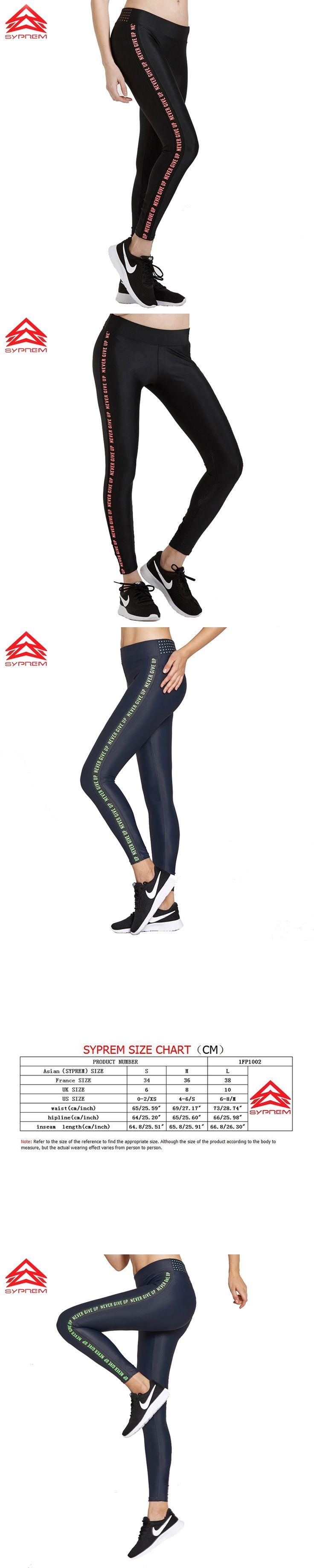 SYPREM sportswear Yoga Pants New Running Gym