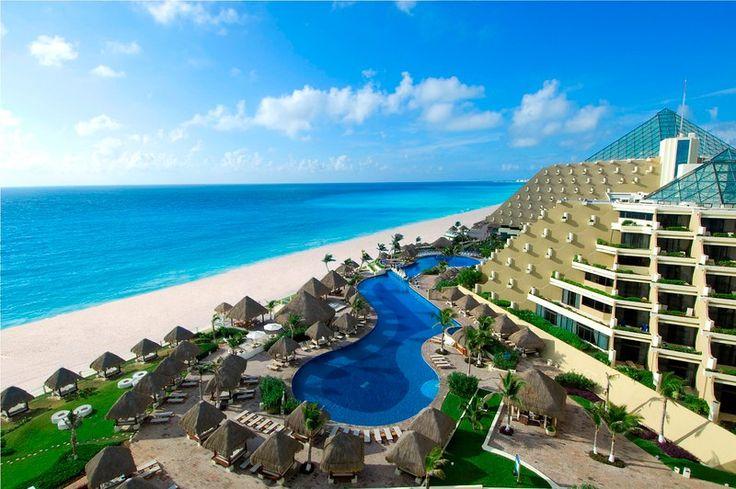 Paradisus Cancun All Inclusive Resort in Cancun, Mexico