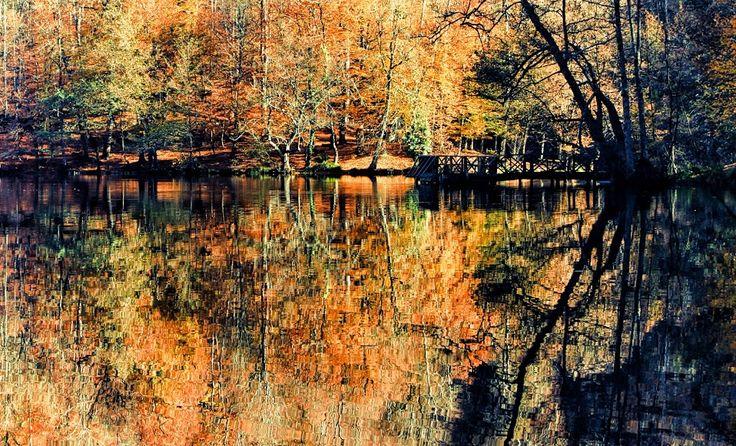 "Yedi Goller "" Seven Lake Region""  Bolu - Turkey by Eser Eren"