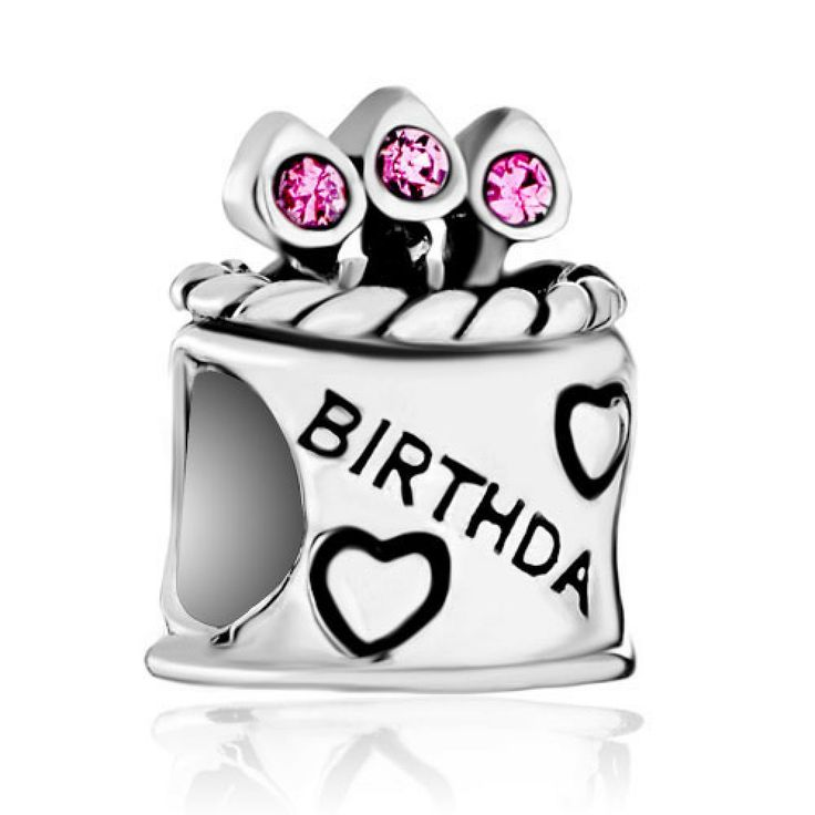 15 best Pandora Birthday Charms images on Pinterest Charm