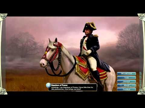 Civilization V: Gameplay Video - YouTube