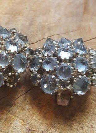À vendre sur #vintedfrance ! http://www.vinted.fr/accessoires/boucles-doreilles/25992250-boucles-doreilles-clips-ancienne-annee-80s