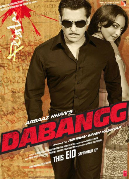 Dabangg gets the basics right. It does not require solving intricate mysteries and does not make you shed tears. It's an age old story of step brothers, father-son rivalry, villain killing mother and son's revenge. Dabangg provides wholesome entertainment.No doubts…Read more →