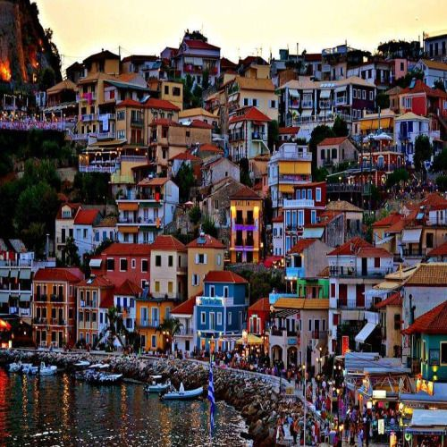 Parga,Greece