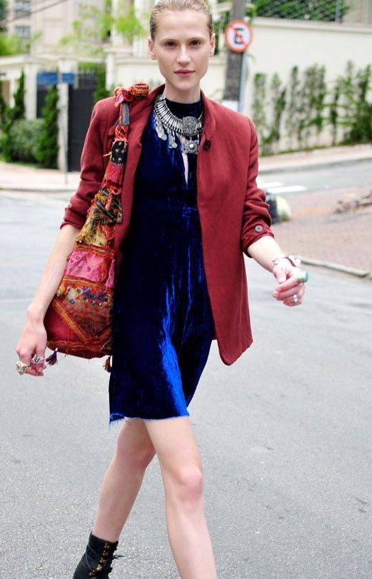 tendinte moda toamna iarna 2015 2016 catifea