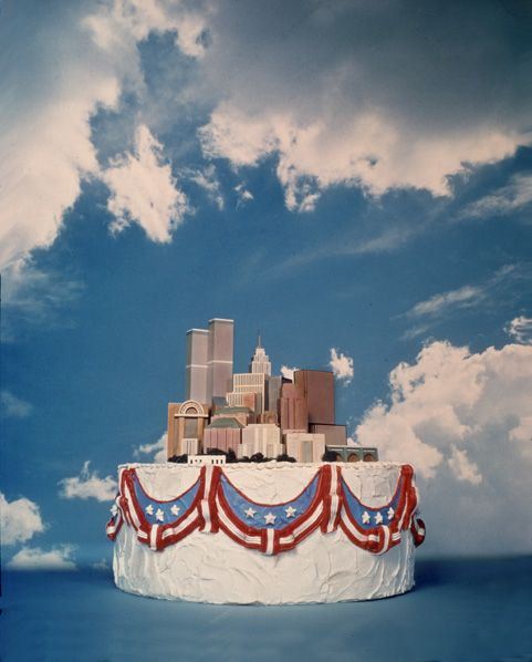Happy Birthday, New York, 1976: Done For A TV Ad For The