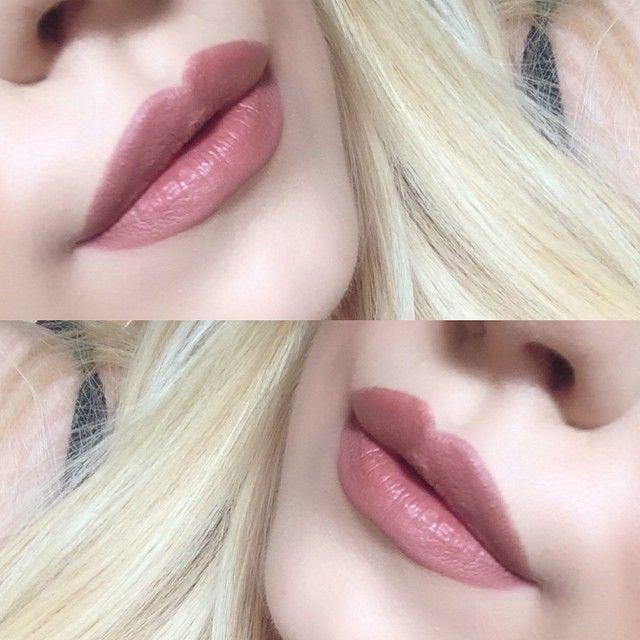 Instagram media by ellietaylorrxx - I love mocha lipstick from mac