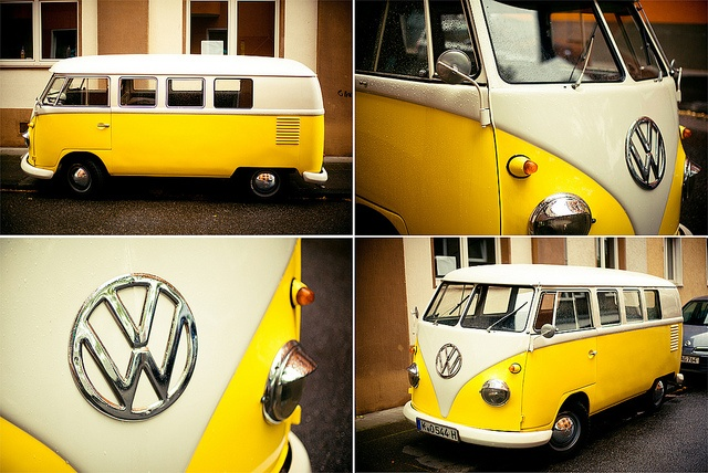 vw bus - 2 by Lichtzirkus, via Flickr