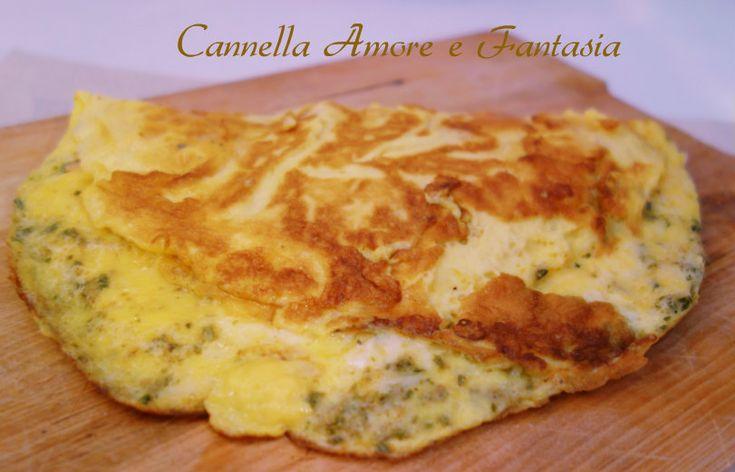 Omelette mediterranea