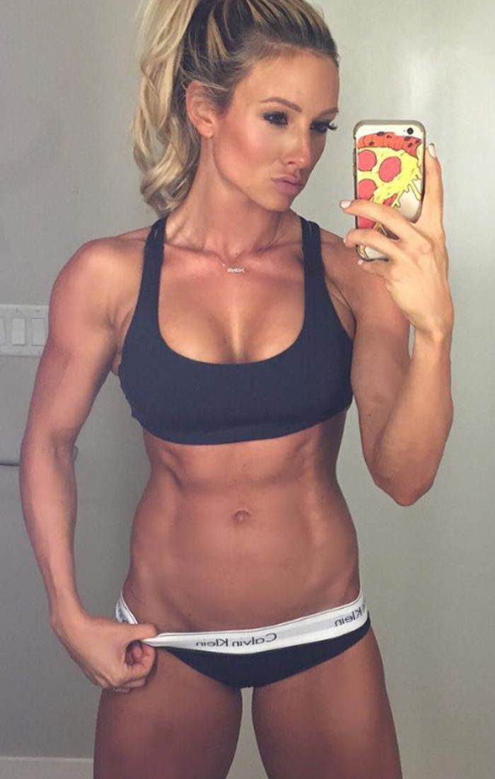 Paige Hathaway is goals